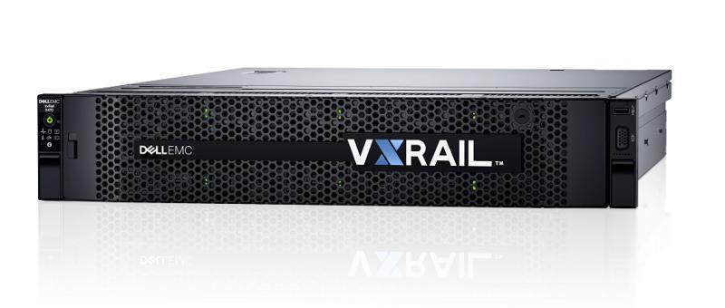 Hệ thống siêu hội tụ (HCI) Dell EMC VxRail
