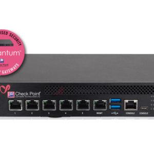 Thiết bị bảo mật Check Point Quantum 3600 Security Gateway (Mặt trước)