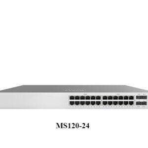 Thiết bị Switch Cisco Meraki MS120-24