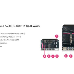 Thiết bị bảo mật Check Point 44000 & 64000 Security Systems (Chi tiết)