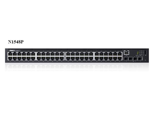Dell N1548P Switch