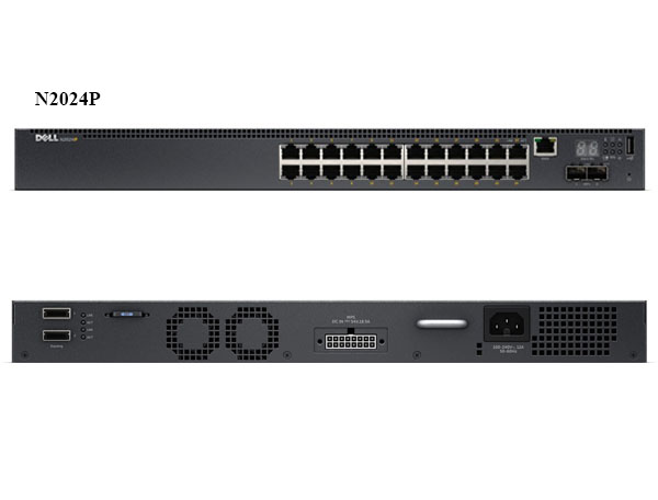 Dell N2024P Switch